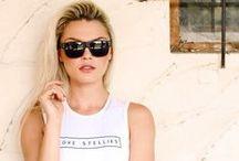 Stellies- Womens' summer wear / Sun kissed skin and summer fun has just begun when wearing Stellies to the beach.