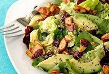 Salads & Dressings / by Marie Noonan