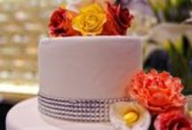 Wedding Cakes and Desserts / Our talented team of pastry professionals will design and build your perfect wedding cake.