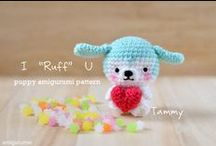 Amigurumi Items / by Sherri Caceres