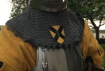 14th Century / Arms, Armour and Fashion of Noblemen and Noblewomen, Knights and Men-at-arms in Europe from the high to the late Middle Ages