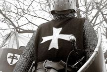 13th Century / Arms, Armour and Fashion of Noblemen and Noblewomen, Knights and Men-at-arms in high-medieval Europe