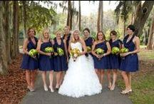 Bridesmaids / Dresses, hairdos and more!