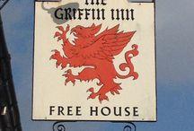 Inn and Pub Signs