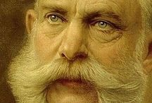 FJ-Beard / The Franz Josef beard style