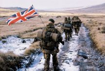 Goose Green / British Ground Operations in the Falklands War 1982