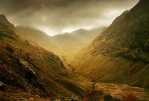 Alba / Breathtaking sceneries and landscapes in the Scottish Highlands