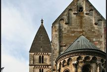 Medieval Abbeys and Monasteries