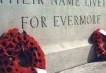 Lest we forget / War memorials
