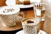 Paixão por café