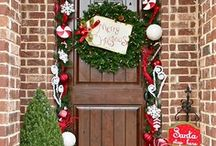 decorações para o natal.