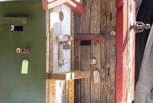 Perry Davis Birdhouses