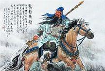 Chinese Mythology (Mitologia Cinese)