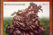 Irish Mythology (Mitologia Irlandese)