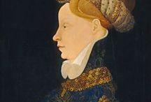 1400-1450 headdress