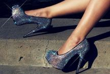 Heels ❁ / Those hot swagged out shoes that make you screech case you want them so much! ;) / by Gÿpšÿ