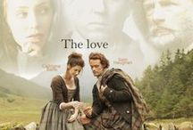 "Outlander Love / In honor of my love for all things ""Outlander"", both the book series and the upcoming TV series premiering in August 2014"