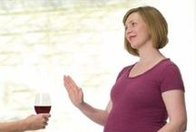 Smoking & Tobacco Exposure, Drug & Alcohol Use When Pregnant - Mom & Baby