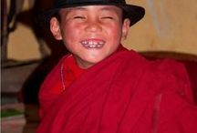 SMILE OF THE DAY - by Matthieu Ricard (Monk) & Others / Every week Matthieu Ricard brightens up our day with a beautiful photo - one of the many the Monk & Photographer Matthieu Ricard has taken.
