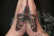 Body art / Some tattoos  / by Melanie Butler