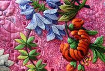 Ribbon & embroidery