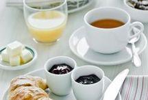 café da manhã / Acordar feliz, dia bonito,dia chuvoso, preguiça, aconchego e um delicioso café da manhã.