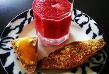 Food stuff / Min passion for at samle bær, svampe og urter og lave hurtig og sund mad