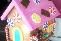 piñateria en acacias / piñateria-trabajos en icopor   Monkey piñateria