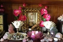 Altar of Desire January~2015 / Loves! Pin a photo of an object you would like to add to the altar. Share why you chose that object and how and why it has meaning for you. / by Marisa Clare