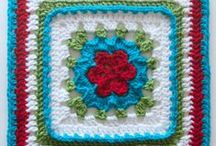 Crochet - Granny Squares / by Joanne Smith