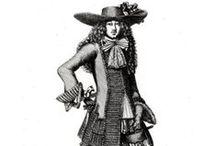 17th C Men's fashion