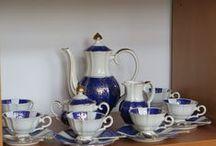 Coffee and Tea Time / Coffee and tea sets