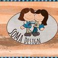 Soma Design scrapbook kit's / www.oscrap.com