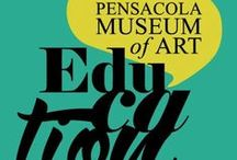 PMA Art Education / The Pensacola Museum of Art offers many classes, camps, workshops, and outreach programs throughout the year. These educational programs provide opportunities for students to cultivate creative skills and develop a critical examination of the world around them. With offerings for all ages, there is something for everyone.  