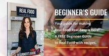 Eating Real Food / Real Food, vegan, healthy meals