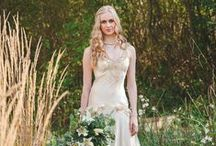 Dresses and bridal fashion / by English Wedding Blog