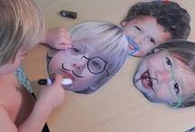KIDS CRAFTS & PRESCHOOL IDEAS / by :: Becky Houghton ::