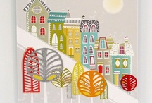 Home: For the Walls / Art. Cards. Prints. Paper goods. Paper goodness. / by Melissa Camara Wilkins