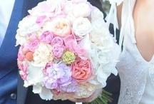 Ramos de novia de famosas / Un espacio para comentar los ramos de novias que acompañaron a mujeres famosas en el día de su boda