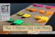 Polymer Clay Tutorials / Special interest in image transfers onto clay / by Jennifer Cahn