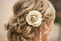 Bridal hair ideas / by English Wedding Blog