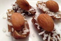 SWELLmom snack ideas / a round-up of healthy, simple snack ideas to keep you on track