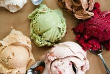 Ice Cream & Frozen Treats / Things to inspire for work / by Minna Reinikkala
