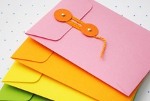 DIY: Things to Mail / Everybody loves to get mail. / by Melissa Camara Wilkins