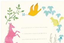 Kids: Print + Play / by Melissa Camara Wilkins
