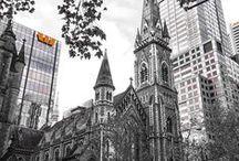 Melbourne / Exploring Melbourne / by Deakin University