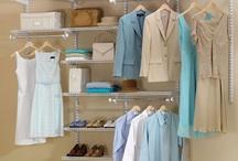 How do I organize my closet?