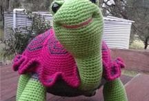 Crochet & Knitting / by Cathy Neal