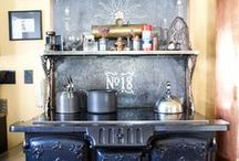 old and new stoves / by Janie Mcduffie