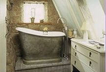 pretty bath rooms / by Janie Mcduffie